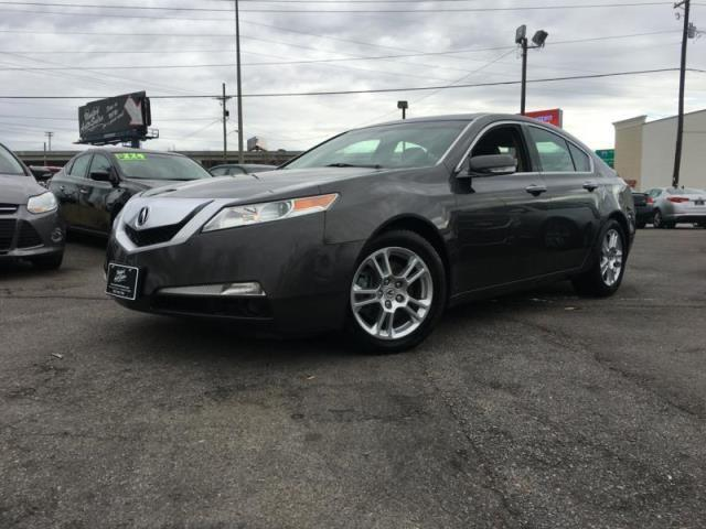 2010 Acura Tl W Tech W 18 In Wheels 4dr Sedan W