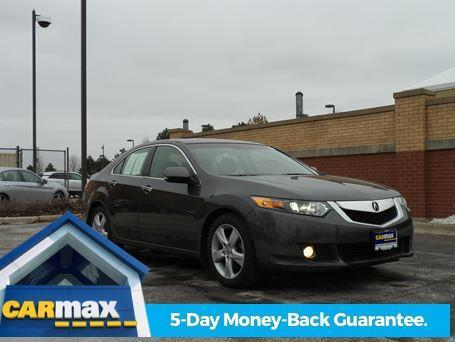2010 Acura TSX w/Tech 4dr Sedan 5A w/Technology Package for Sale in Hoffman Estates, Illinois ...
