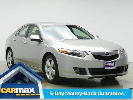 2010 Acura TSX w/Tech 4dr Sedan 5A w/Technology Package