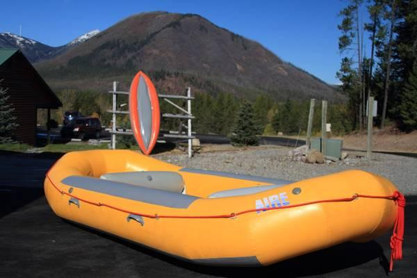 2010 AIRE 156R Yellow Raft - $3300