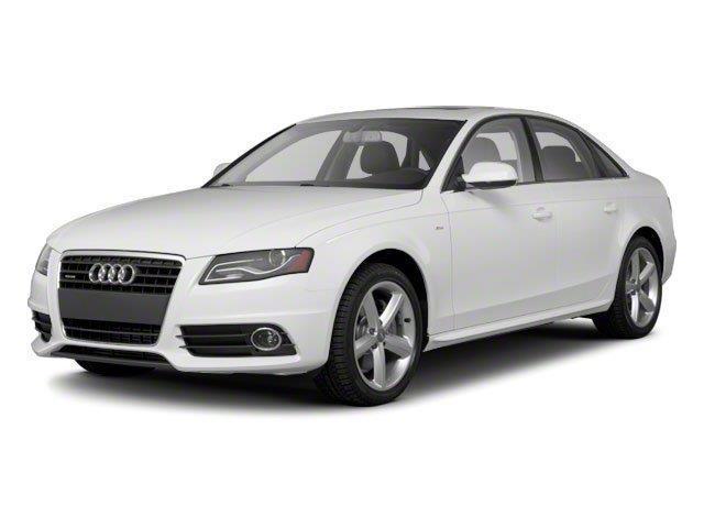2010 Audi A4 2.0T Premium 2.0T Premium 4dr Sedan