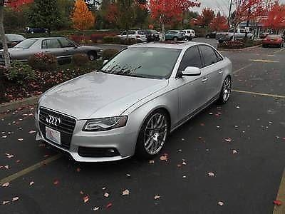 2010 audi a4 quattro 2 0t manual transmission for sale in port orchard washington classified. Black Bedroom Furniture Sets. Home Design Ideas