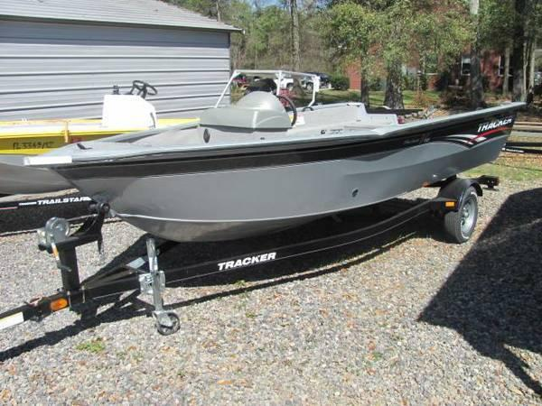2010 Bass Tracker V-16 - New Owner Needed - $3995