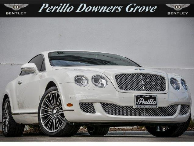 2010 bentley continental gt speed base awd 2dr coupe for sale in downers grove illinois. Black Bedroom Furniture Sets. Home Design Ideas