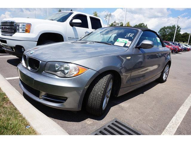 2010 BMW 1 Series 128i 128i 2dr Convertible
