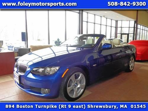 2010 bmw 3 series convertible 328i 2dr convertible sulev for sale in edgemere massachusetts. Black Bedroom Furniture Sets. Home Design Ideas