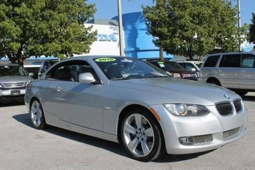 2010 bmw 3 series convertible 335i for sale in pinellas park florida classified. Black Bedroom Furniture Sets. Home Design Ideas