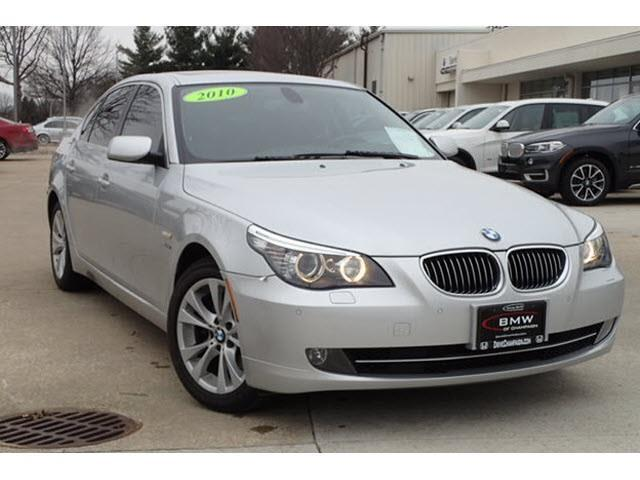 2010 bmw 5 series 535i xdrive awd 535i xdrive 4dr sedan for sale in savoy illinois classified. Black Bedroom Furniture Sets. Home Design Ideas