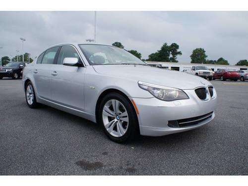 2010 bmw 5 series sedan for sale in kinston north. Black Bedroom Furniture Sets. Home Design Ideas