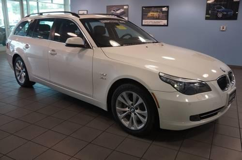 2010 bmw 5 series station wagon 535i xdrive w navigation. Black Bedroom Furniture Sets. Home Design Ideas