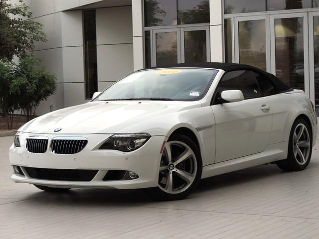 2010 bmw 6 series 650i 2dr convertible for sale in chandler arizona classified. Black Bedroom Furniture Sets. Home Design Ideas