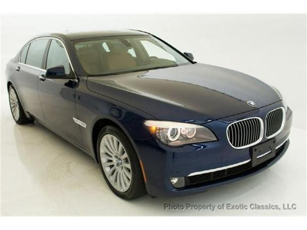 2010 Bmw 7 Series For Sale In Syosset New York Classified
