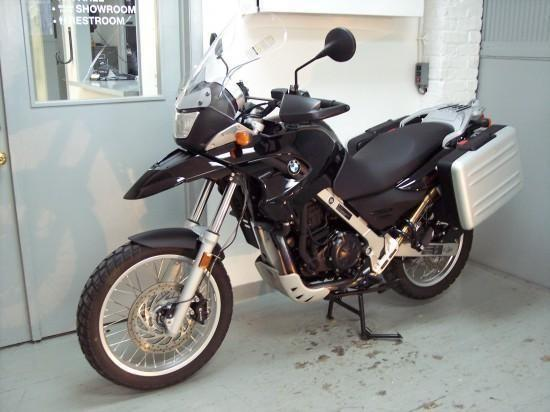 2010 BMW G650GS,Black with 10k miles, excellent