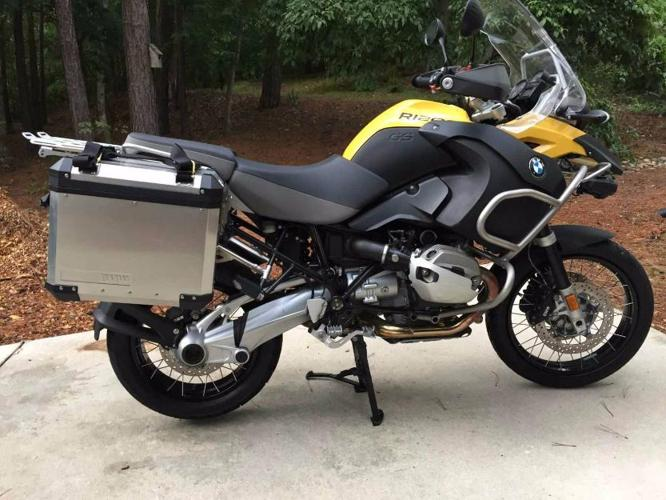 2010 bmw r1200gs adventure for sale in atlanta georgia classified. Black Bedroom Furniture Sets. Home Design Ideas