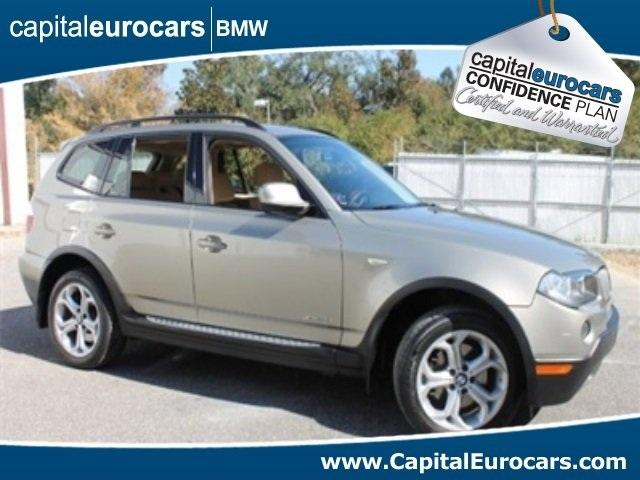 2010 bmw x3 awd xdrive30i 4dr suv for sale in tallahassee florida classified. Black Bedroom Furniture Sets. Home Design Ideas