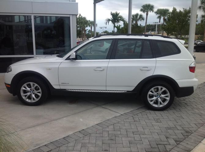 2010 bmw x3 awd xdrive30i 4dr suv for sale in fort myers florida classified. Black Bedroom Furniture Sets. Home Design Ideas