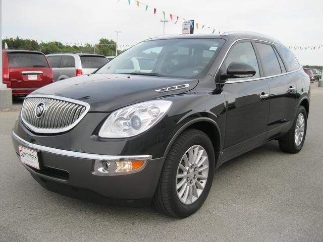 2010 buick enclave cxl for sale in carroll iowa classified. Black Bedroom Furniture Sets. Home Design Ideas