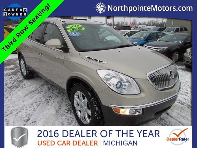 2010 buick enclave cxl cxl 4dr suv w 1xl for sale in for North point motors traverse city