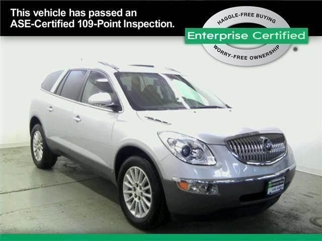 2010 Buick Enclave Fwd 4dr Cxl W 1xl For Sale In Wildwood