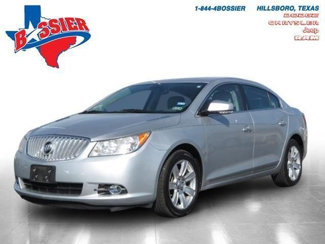 2010 buick lacrosse 4dr car cxl for sale in chat texas classified. Black Bedroom Furniture Sets. Home Design Ideas