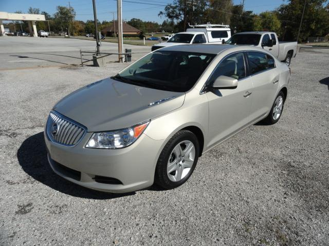 2010 buick lacrosse cx for sale in gilmer texas classified. Black Bedroom Furniture Sets. Home Design Ideas