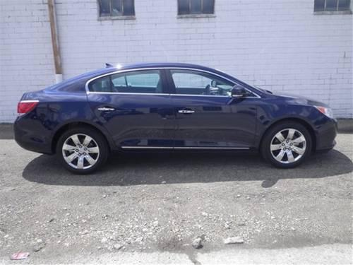 2010 BUICK LaCrosse SEDAN 4 DOOR CXL 3.0L FWD