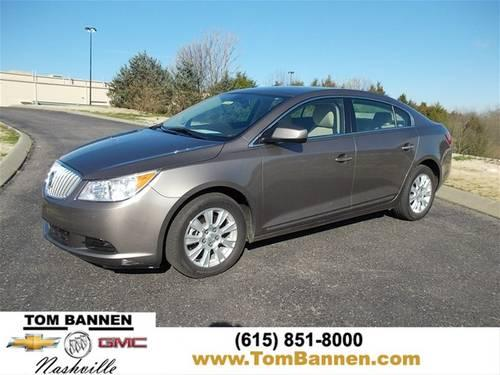 2010 buick lacrosse sedan cx for sale in am qui tennessee classified. Black Bedroom Furniture Sets. Home Design Ideas