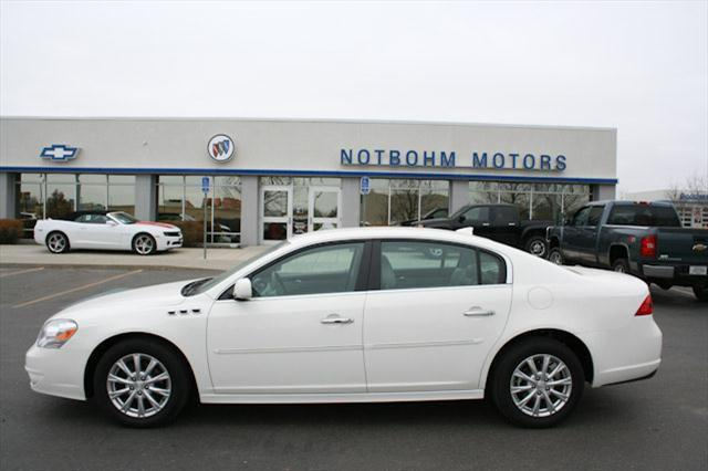 2010 buick lucerne cxl for sale in miles city montana for Notbohm motors used cars