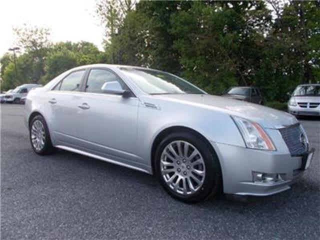 2010 Cadillac CTS 3.0L V6 Performance AWD 3.0L V6