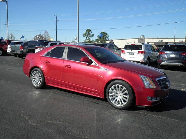 Crain Hyundai Fort Smith >> 2010 Cadillac CTS 3.6L V6 Performance 3.6L V6 Performance ...