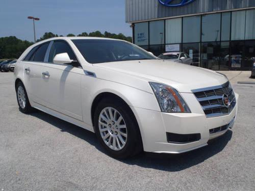 2010 cadillac cts 4 dr wagon 3 0l for sale in neuse forest north. Cars Review. Best American Auto & Cars Review