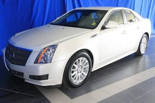 2010 Cadillac CTS Sedan 4 Dr. Luxury