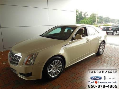 2010 cadillac cts sedan 4dr car luxury for sale in tallahassee florida classified. Black Bedroom Furniture Sets. Home Design Ideas