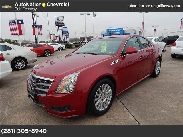 2010 cadillac cts sedan for sale in houston texas classified. Cars Review. Best American Auto & Cars Review