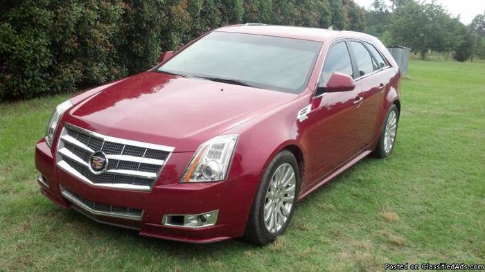 2010 cadillac cts sport wagon for sale in fouke arkansas classified. Cars Review. Best American Auto & Cars Review