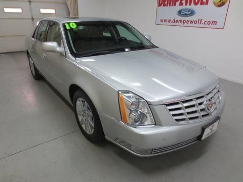 2010 Cadillac Dts 4 Door Sedan For Sale In Henderson