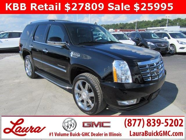 2010 Cadillac Escalade Luxury AWD Luxury 4dr SUV