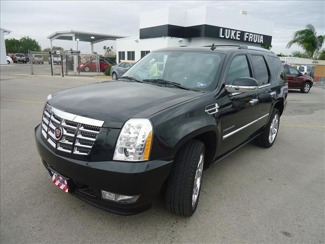2010 cadillac escalade premium for sale in brownsville for Luke fruia motors brownsville texas
