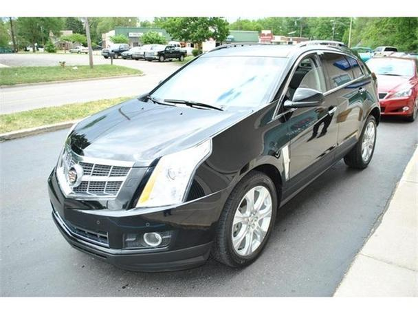 2010 cadillac srx for sale in flushing michigan classified. Black Bedroom Furniture Sets. Home Design Ideas