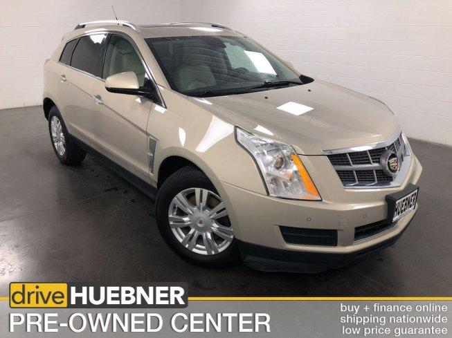2010 Cadillac Srx AWD Luxury