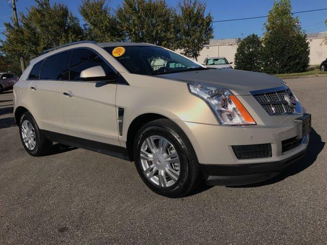 2010 Cadillac SRX Luxury Collection Luxury Collection