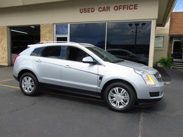2010 cadillac srx luxury collection luxury collection 4dr suv for sale in lakeland florida. Black Bedroom Furniture Sets. Home Design Ideas