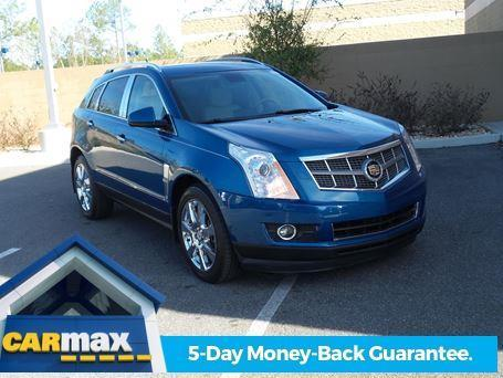 2010 Cadillac SRX Performance Collection Performance