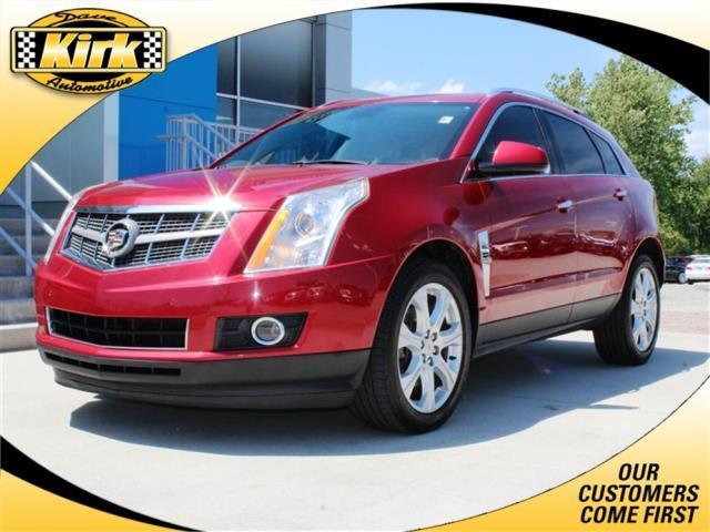 2010 cadillac srx performance collection performance collection 4dr suv for sale in fairfield. Black Bedroom Furniture Sets. Home Design Ideas