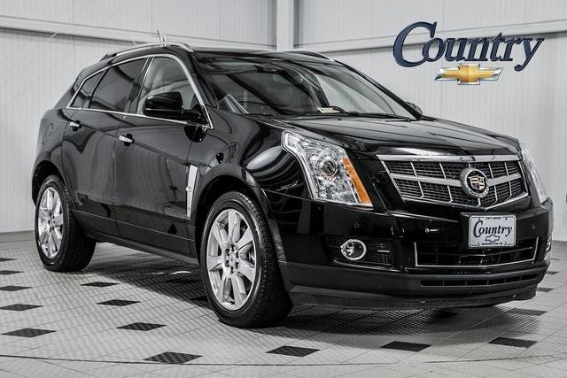 2010 Cadillac SRX Premium Collection AWD Premium