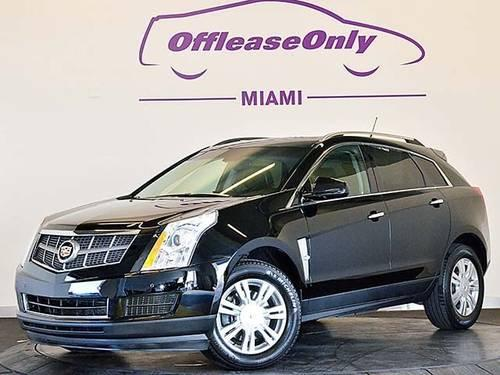 2010 cadillac srx sport utility luxury collection for sale in hialeah florida classified. Black Bedroom Furniture Sets. Home Design Ideas