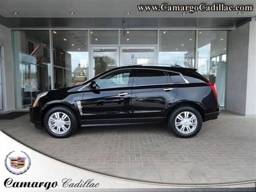 2010 cadillac srx sport utility luxury collection for sale in cincinnati ohio classified. Black Bedroom Furniture Sets. Home Design Ideas
