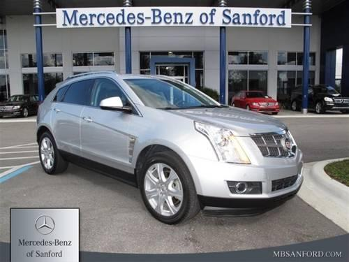 2010 cadillac srx suv 3 0l v6 awd premium for sale in lake for Mercedes benz sanford fl