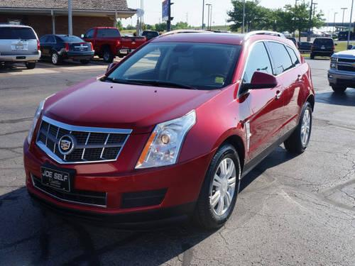 2010 Cadillac Srx Suv Awd Luxury Collection For Sale In