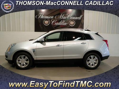 2010 cadillac srx suv luxury collection for sale in cincinnati ohio classified. Black Bedroom Furniture Sets. Home Design Ideas